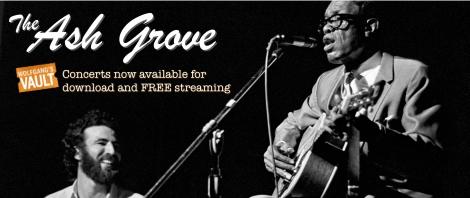 Ash Grove Concerts!